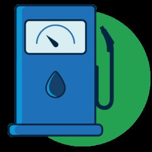 Üzemanyag fogyasztás mérés