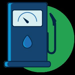 Üzemanyag mérés